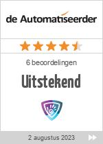 Recensies van automatiseerder Magic Hands BV op www.automatiseerder.nl